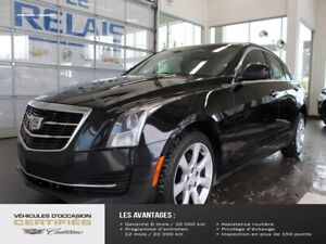 Cadillac ATS Sedan ATS 2.0L TURBO AWD 2015
