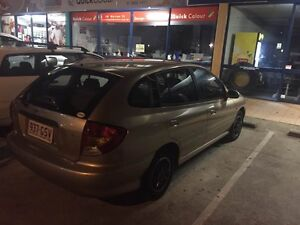 2002 Kia Rio with RWC REGO EXCELLENT CONDITION Fortitude Valley Brisbane North East Preview
