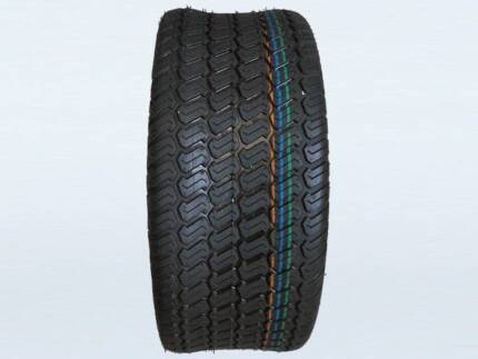 NEW RIDE ON MOWER, GOLF CART TYRES 20 X 8.00-8 TUBELESS 4 PLY TYR