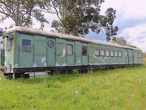 Train Carraige on 9 Acres - Beautiful Views - Urbenville ! Kyogle Kyogle Area Preview