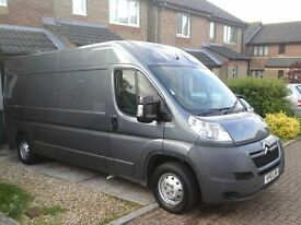citroen relay lwb van, good clean condition, 156k miles but drives like new!!