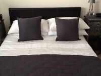 DOUBLE BED......IN PERFECT CONDITION QUICK SALE......REDUCED PRICE