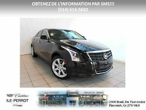 2016 Cadillac ATS SEDAN AWD LUXURY, TURBO, TOIT OUVRANT