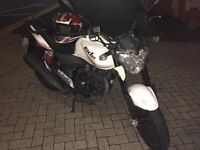 GENERIC CODE125 MOTORBIKE REG 2014 3000 MILES