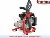 ProPlus 3hp MINI Petrol Pressure Washer & Pump LIFTS FROM Barrel scrambler Bike