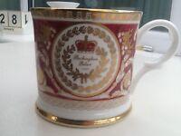 Bone china commemorative mugs