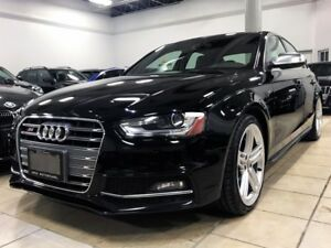 2014 Audi S4 3.0 Technik NAV | B&O | DRIVE-ASSIST | LOADED