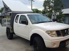 2009 Nissan Navara Ute with Pop Top Canopy Woolloongabba Brisbane South West Preview