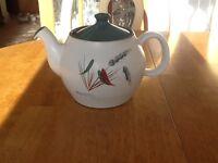 Vintage Denby tea pot