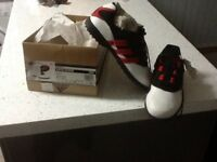 Boys / Girls New Adidas golf shoes size 4