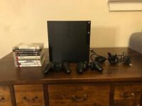 Sony PlayStation 3 slim 120gb model for sale or swap for Wii U.