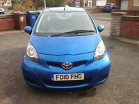 Toyota Aygo 1.0 Blue Low Mileage One Owner