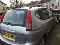 daewoom tacuma mpv 40k miles mot march 2019 AUTOMATIC