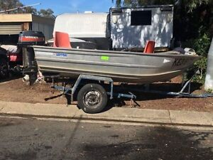 14ft tinny and motor Mudgeeraba Gold Coast South Preview
