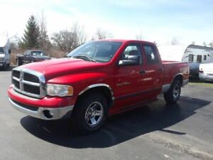 2004 Dodge Ram 1500 SLT QUAD CAB AS TRADED SPECIAL*