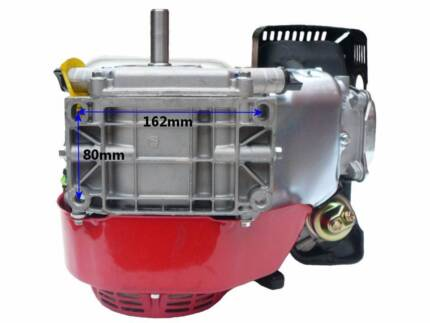 BRAND NEW 6.5HP PETROL STATIONARY ENGINE WITH 19MM SIDE SHAFT
