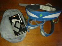 Indoor Climbing Gear (Small) - includes Shoes, Harness, Knee/Elbow Pads