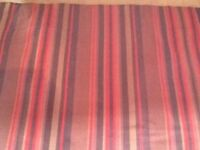 Harlequin custom made curtains. Floor length, fully lined, double width.