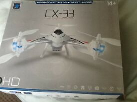 CX-33 DRONE. FPV