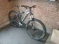 Cube AMS 120 29er mountain bike