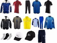 Wholesale & Job Lots Assorted Mizuno Clothing & Accesories 4000 PCS Brand New