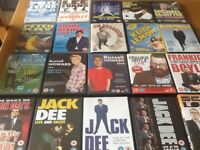 Stand up comics assorted dvds