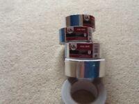 Insulation foil tape