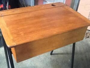 Vintage School Desk Chirnside Park Yarra Ranges Preview