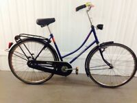 Omafiets UNION city bike Fully serviced Lightweight