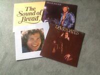 Vinyl LPs - David Gates/Bread