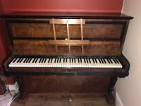 Piano free to a new home