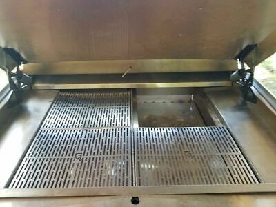 Vintage 1969 Chevrolet Open Bbq Smoker Retro Tailgating Trailer For Sale In Alab