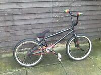 Custom united bmx bike