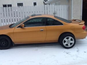 2001 Acura CLS