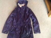 Cotton trader waterproof coat
