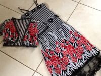 Petit pretty dress and bolero