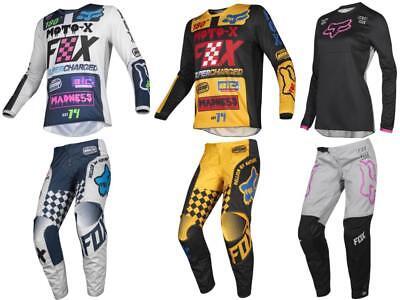 2019 Fox Racing KIDS 180 Gear Combo Boys Girls Motocross Dirt Bike Off Road