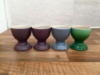 Le Creuset Eggs Cups - £10 ONO