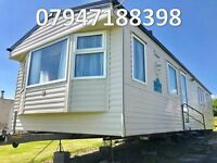 🌟🌟DG & CH STATIC CARAVANS FOR SALE ON A CHOICE OF 2 PARKS BOTH OPEN 12 MONTHS LOW SITE FEES🌟🌟