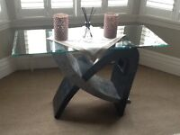 Console table for sale £80 in very good condition .