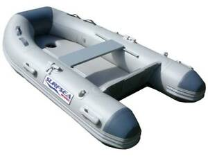 "2.3M OR 7'6"" INFLATABLE BOAT. BRAND NEW, ON SALE"