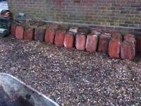 Norfolk red pan tiles