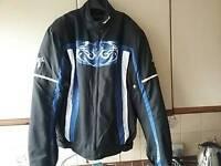 Xxl motorcycle textile jacket