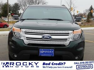 2013 Ford Explorer XLT $22,995 PLUS TAX