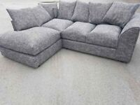 BRAND NEW BARCELONA CORNER 3+2 SEATER SOFA AVAILABLE IN MY STOCK
