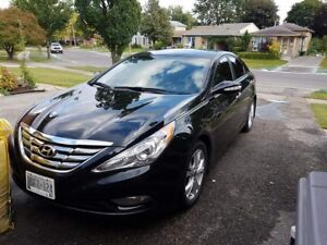 2011 Hyundai Sonata Limited Edition LOADED