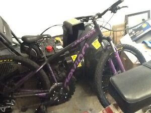 Devinci Jackson mountain bike size SMALL frame, like new