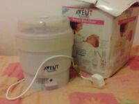 Avent Steam Steriliser-only-collection only aberaman