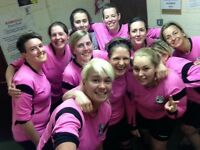 Southend Town Ladies Football Club are looking for new players - essex