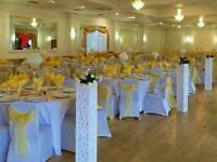Wedding and party decoration